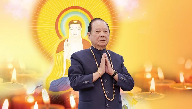 悟覺妙天禪師為「太魯閣號」出軌意外哀悼祈福